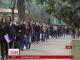 Київські студенти провели флешмоб напередодні референдуму в Нідерландах