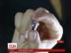 Унікальний блакитний діамант встановив рекорд на аукціоні в Гонконгу