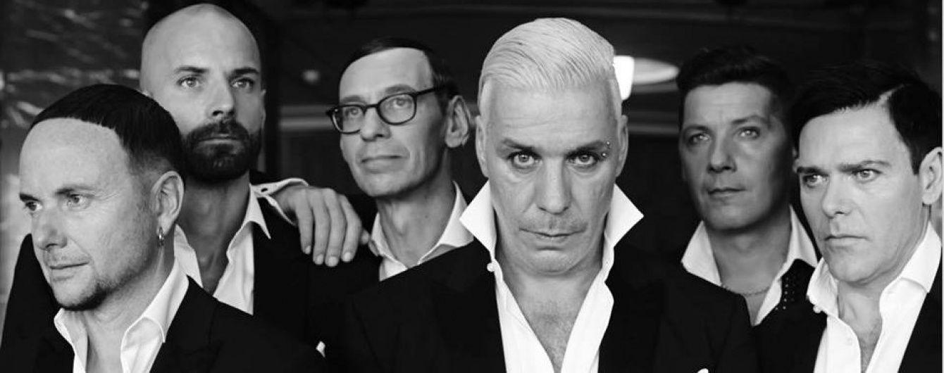 Група Rammstein судиться з німецькою владою через цензуру