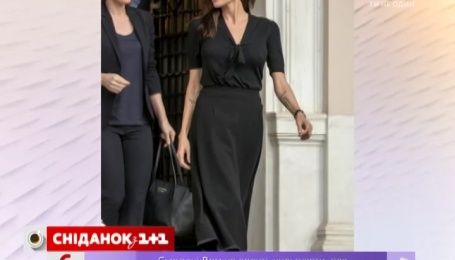Анджеліна Джолі захворіла на анорексію
