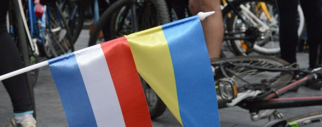 У Нідерландах парламент відхилив скасування ратифікації угоди про асоціацію Україна-ЄС