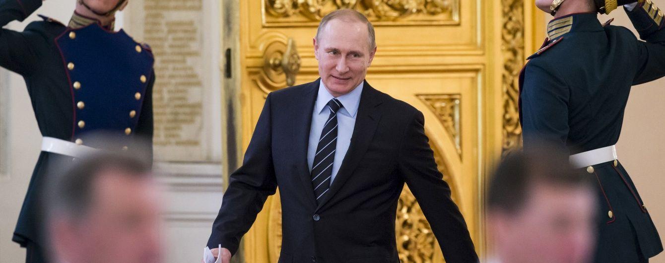 """Кремль назвав дату """"Прямої лінії"""" Путіна з росіянами"""