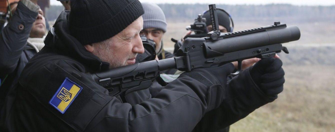Турчинов відповів спікеру Держдуми: Росія не витримає і чотирьох днів війни із Україною