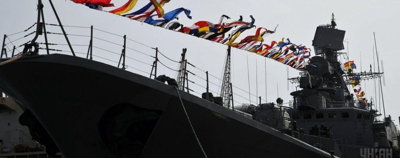 США надали українському флоту швидкісні човни