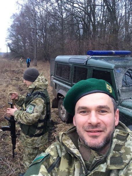 Наречений Тоні Матвієнко шукав нелегалів та затримував браконьєрів