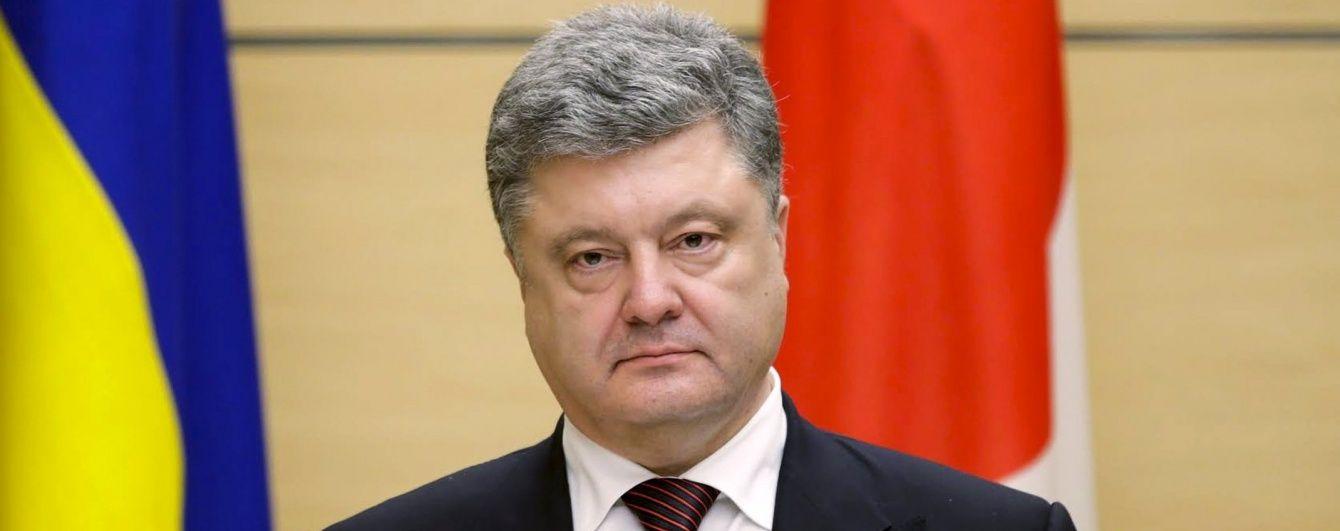 Порошенко на саміті в Стамбулі назвав кількість постраждалих від російської агресії українців
