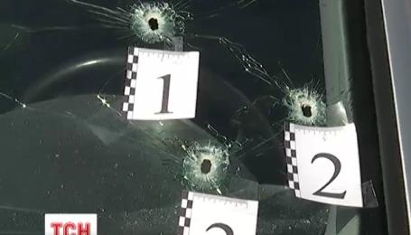 В Киеве средь бела дня застрелили бизнесмена