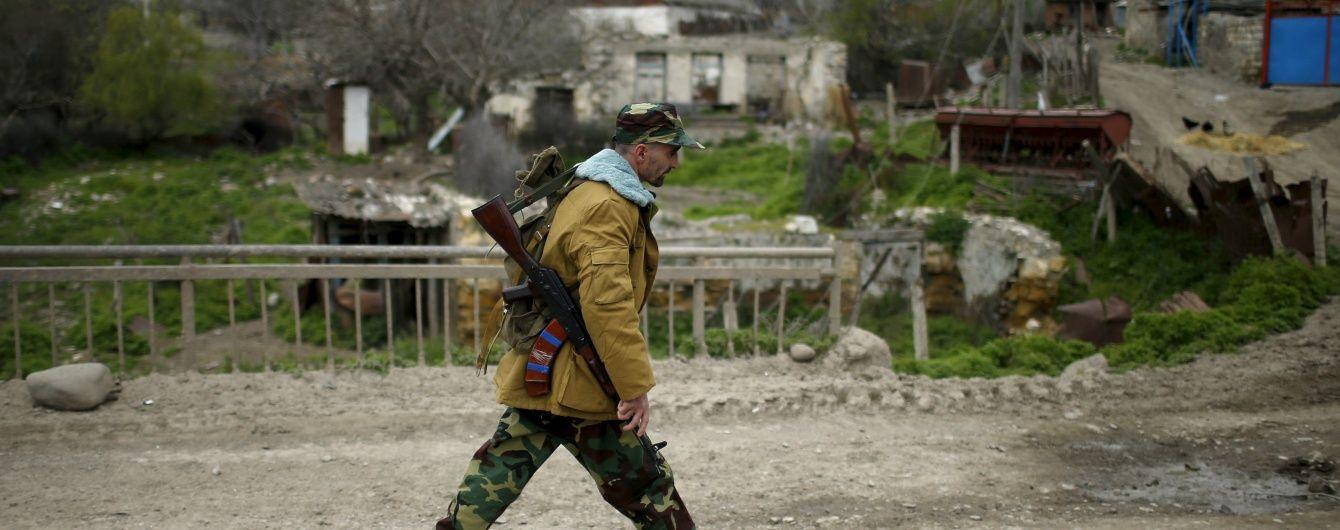 Уряд Вірменії запропонував парламенту визнати незалежність Нагірного Карабаху