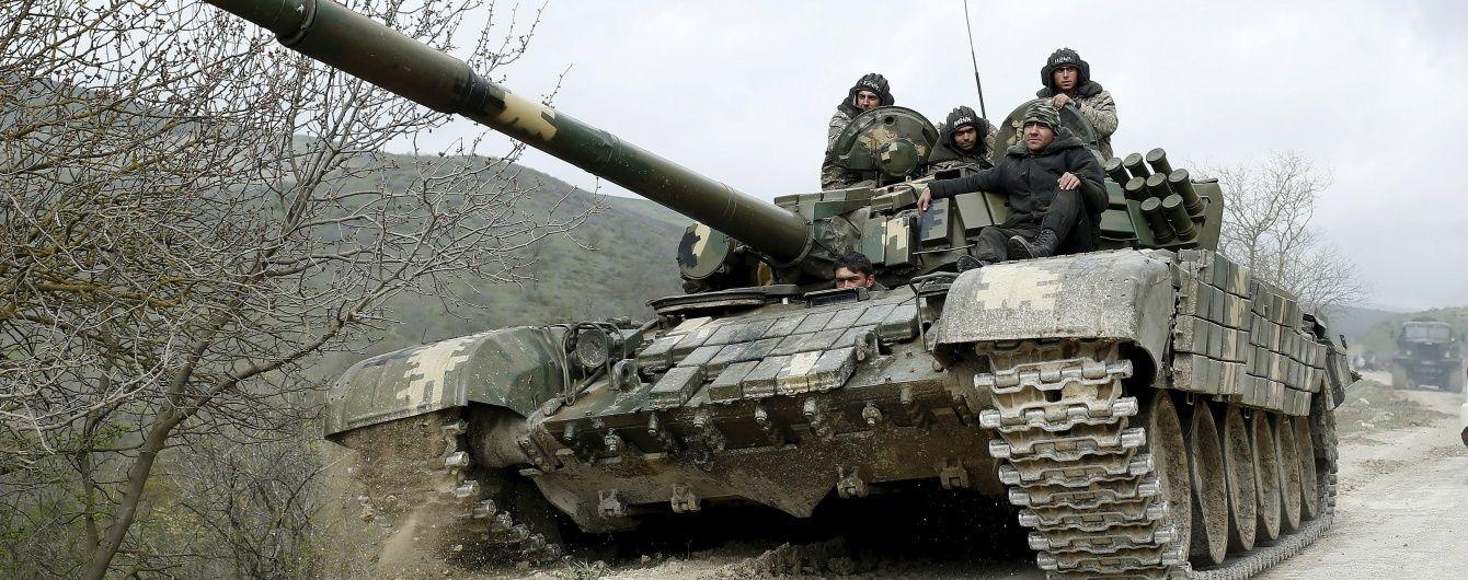Азербайджан та Вірменія заявили про порушення перемир'я в Нагірному Карабасі