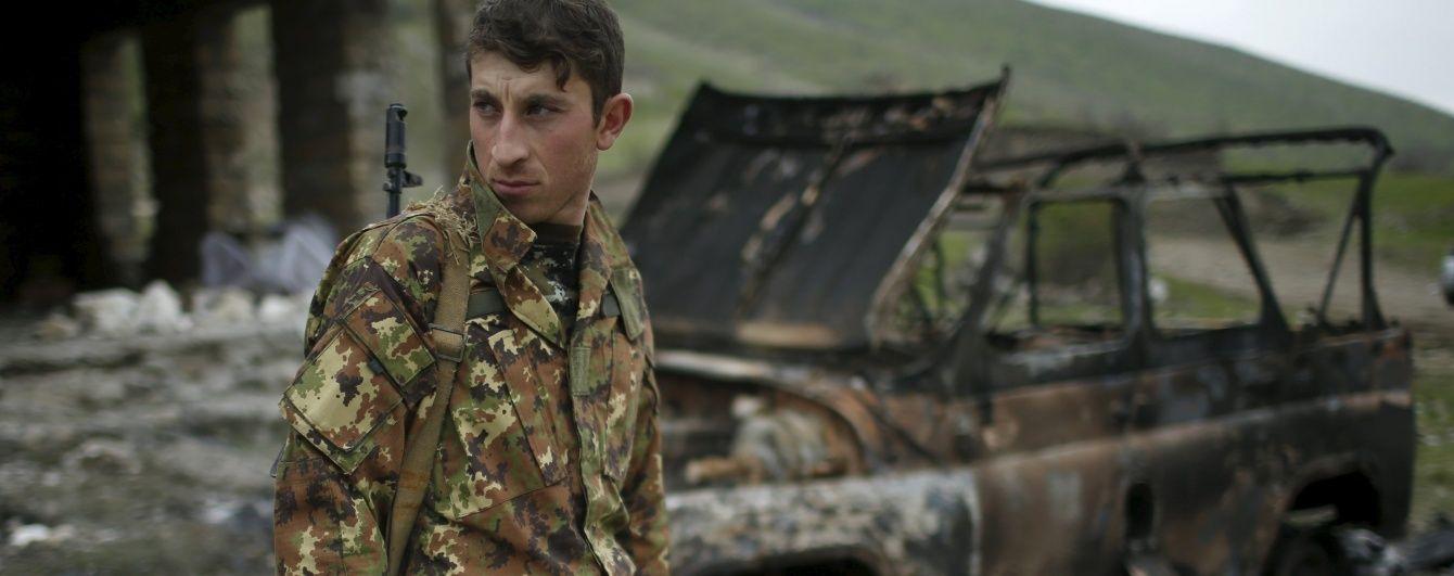 Сторони конфлікту в Нагірному Карабасі обмінялися тілами загиблих