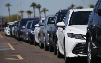 Ціни на вживані автівки з США та Євросоюзу різко впали: скільки тепер вони коштують