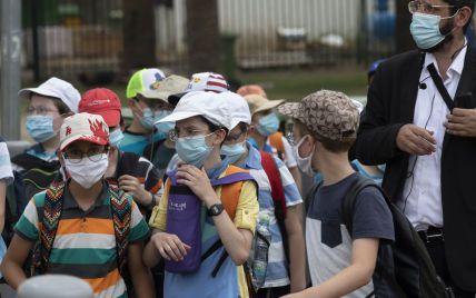 Ізраїль заборонив дітям від трьох років відвідувати ресторани без COVID-тесту