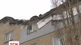Щастя потрапило під сильний обстріл бойовиків, зруйновані будинки