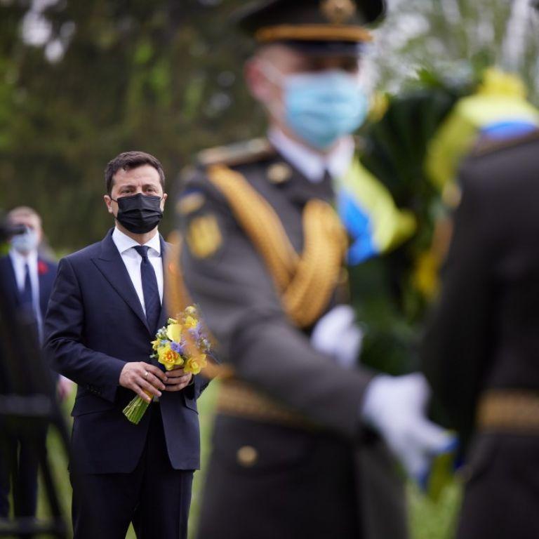 День пам'яті та примирення: як в Україні вшановували жертв Другої світової війни