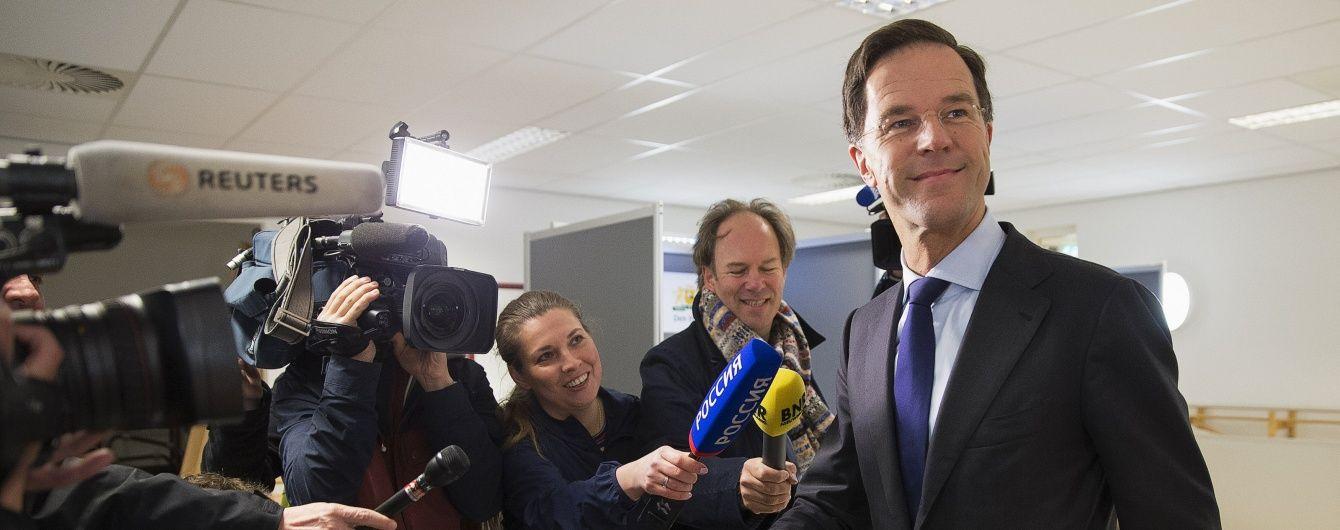 Прем'єр Нідерландів допустив, що його країна не підпише Угоду про асоціацію Україна-ЄС