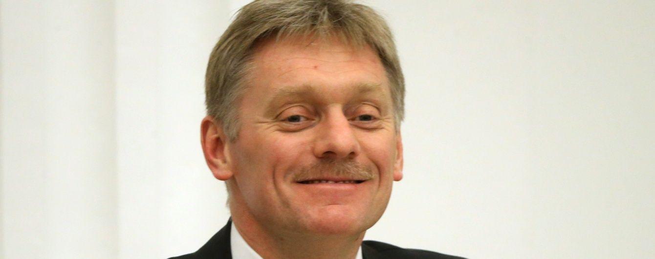 У Кремлі виконання мінських домовленостей назвали плачевним