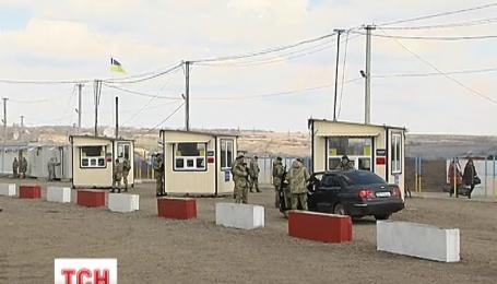 """КПП """"Станица Луганская"""" закрывают из-за усиления обстрелов"""