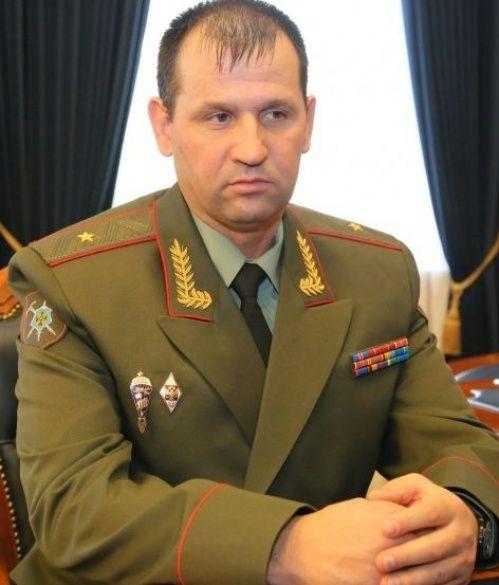 Російський генерал Зусько