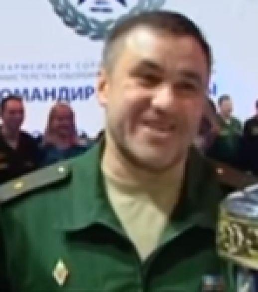 Російський генерал Солодчук