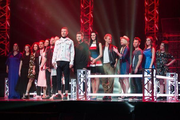 """Команди Дорна, Потапа, Вакарчука і  Тіни Кароль  готуються до """"бою"""" на """"Голосі країни"""""""