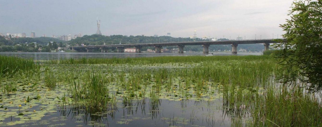 В Киеве до 10 августа ограничат движение по одному из главных мостов