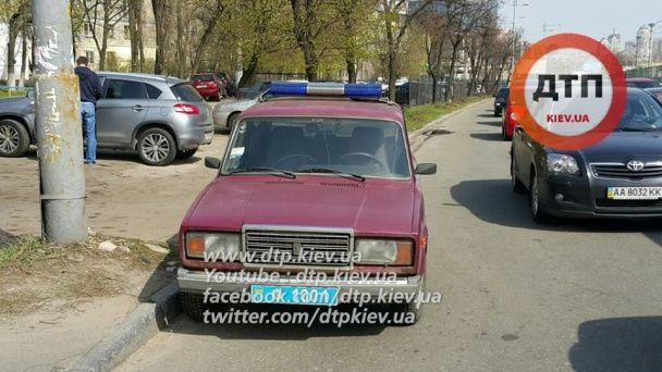 Смертельна ДТП у Києві: лихач на Honda потрощив три авто, один водій загинув