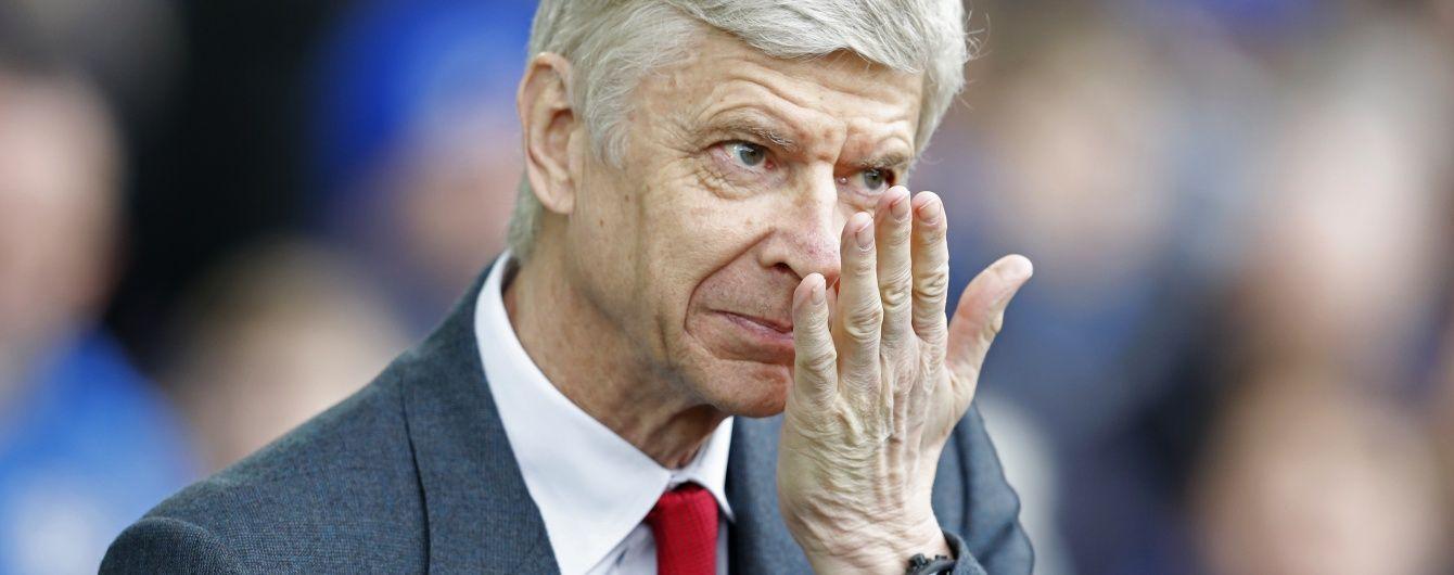 """Тренер """"Арсенала"""" заявив, що в команді вже немає проблем з алкоголем"""