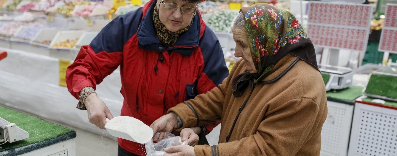 Шість із десяти соцпродуктів здорожчали після скасування держрегулювання цін