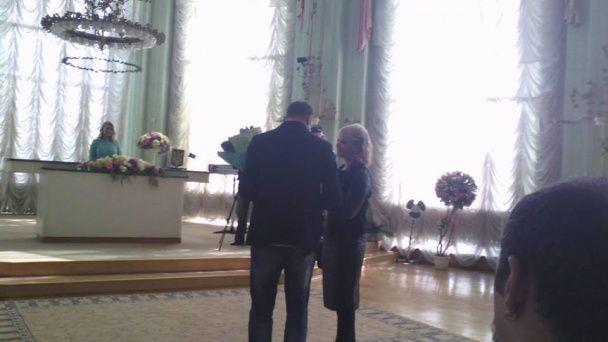 Ірма Вітовська вийшла заміж
