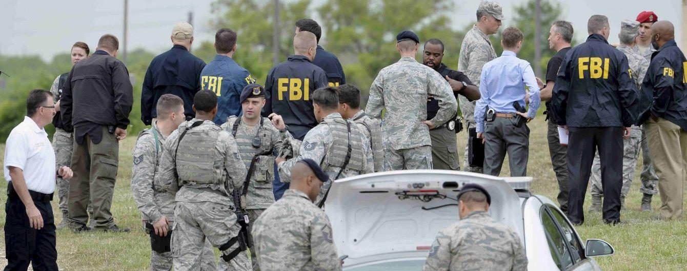 У США на авіабазі військовий застрелив командира і покінчив з собою