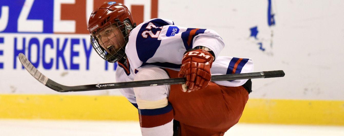 Федерація хокею Росії підтвердила прийом допінгу юнаками збірної