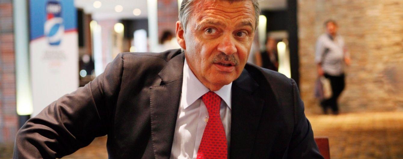 Справжні вибори: на посаду голови Міжнародної федерації хокею претендує один кандидат