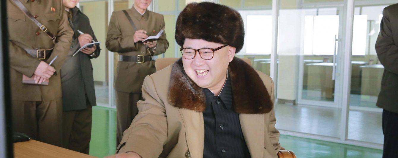 У КНДР відсвяткують день народження Кім Ір Сена запуском ракети