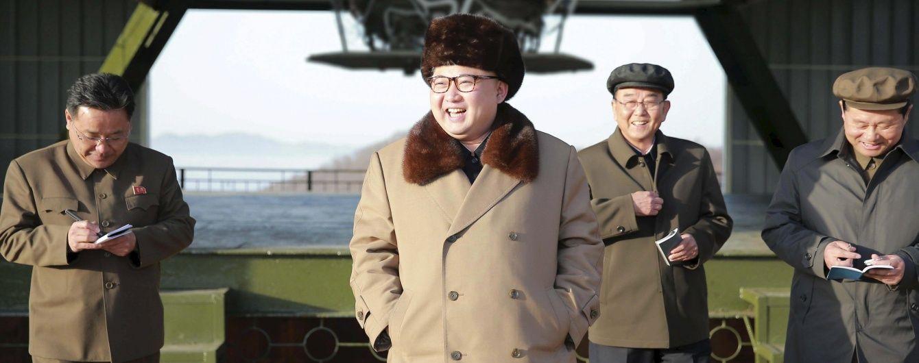 КНДР запустила балістичну ракету з підводного човна - ЗМІ