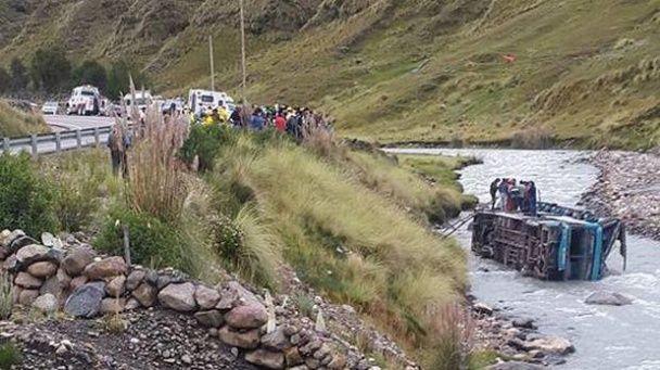 Жахлива автокатастрофа в Перу: загинули 23 людини
