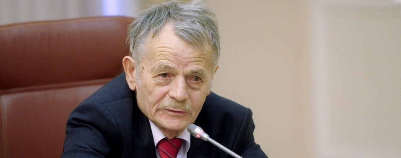 Джемилев вошел в финальный список номинантов на престижную премию