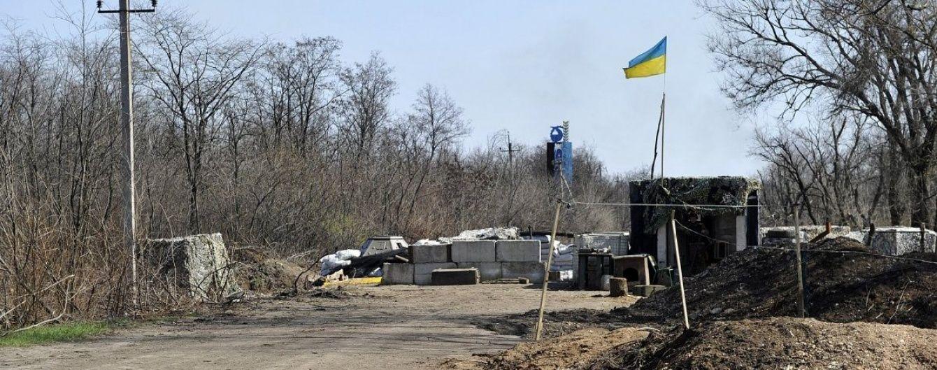 На Луганщині працюватимуть цілодобово три блокпости