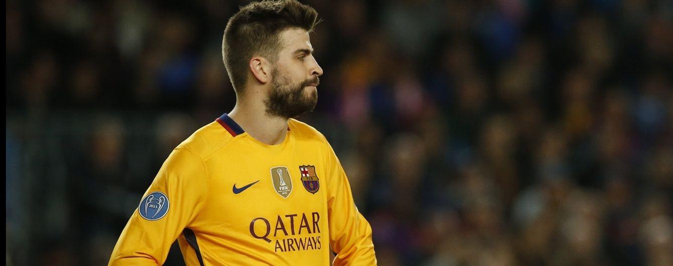 """Двоє гравців """"Барселони"""" ризикують пропустити матч-відповідь Ліги чемпіонів з """"Атлетіко"""""""