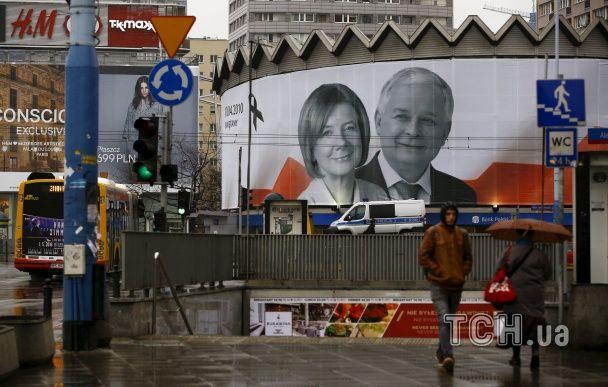 Польща виходить на марш пам'яті: у країні згадують жертв Смоленської трагедії