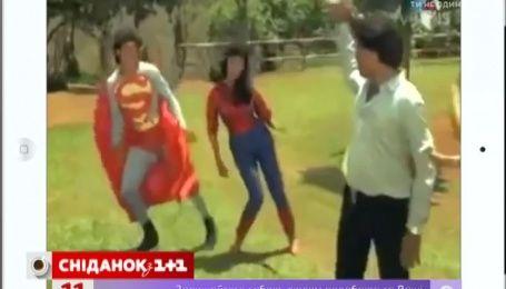 Болливуд снял фильм о своем супермена и спайдервумен