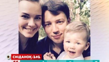 """Эксперт """"Сніданку"""" юрист Лаврентий Царук второй раз стал папой"""