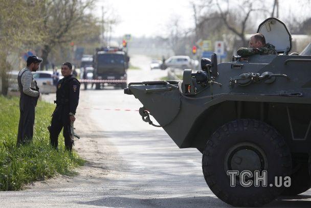 У Росії смертник підірвався біля будівлі відділку поліції