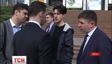 Виталию Касько вручили повестку и обвинили в махинациях с документами