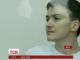 Надія Савченко погодилася на крапельницю з глюкозою і хлоридом натрію
