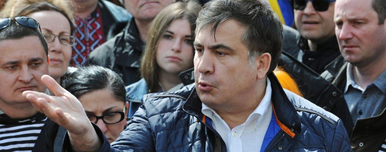 Я не покину поле битвы. Саакашвили прокомментировал информацию о возвращении в Грузию