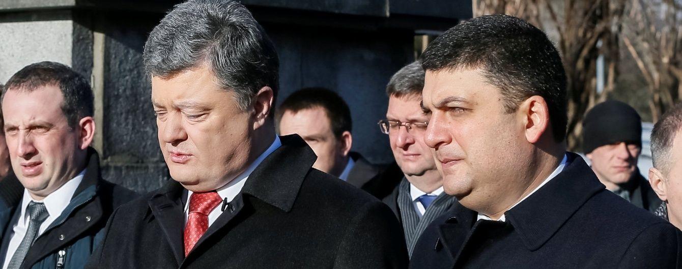 ЗМІ дізналися, кого Порошенко запропонував на посаду прем'єра замість Гройсмана
