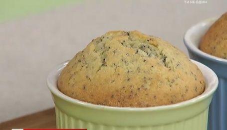 Рецепт лимонного кекса от Руслана Сеничкина