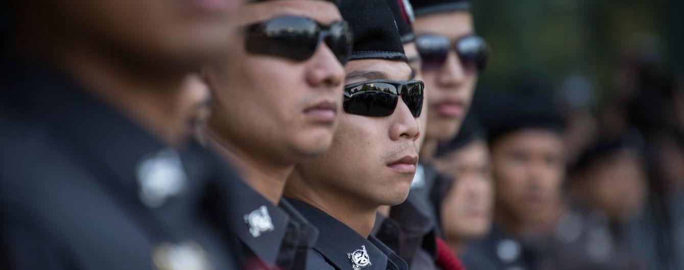 У Таїланді за 10 днів поліція заарештувала понад 20 тисяч осіб