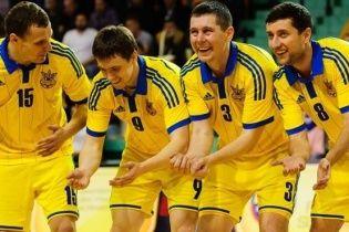 Футзальна збірна України проведе вирішальний матч за вихід на ЧС-2016