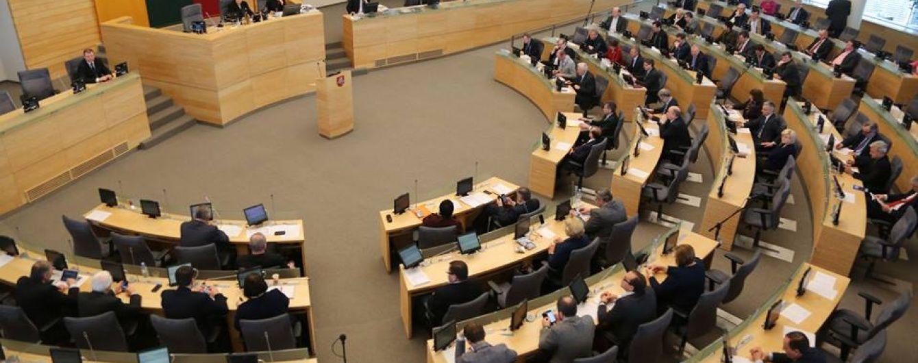 Литва засудила репресії проти татар в окупованому Криму - резолюція